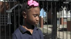 7 Year Old Girl Sent Home In Tears Because Her Natural Hair Is Against School Policy
