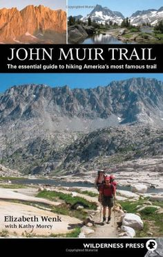 John Muir Trail: The essential guide to hiking America's most famous trail by Elizabeth Wenk,http://www.amazon.com/dp/0899974368/ref=cm_sw_r_pi_dp_GqEdsb11Z4CCTFWW