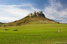 Spiš castle, Slovakia #slovakia #castle