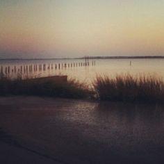Ocean Springs Beach in Ocean Springs, Mississippi