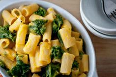 Rigatoni With Roasted Garlic Butternut Squash Sauce | The Dr. Oz Show