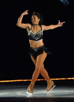 Debi Thomas - In 1986, while a full-time college student, figure skater Debi Thomas became the first black woman to win the US Figure Skating national title. She went on that year to also win the World Figure Skating Championships.
