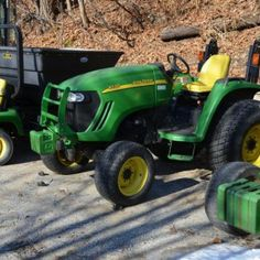 2008 John Deere 4520 Utility Tractor - For Sale/Wanted - TurfNet.com