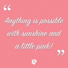 Cheers to sunshine! #benefitcosmetics