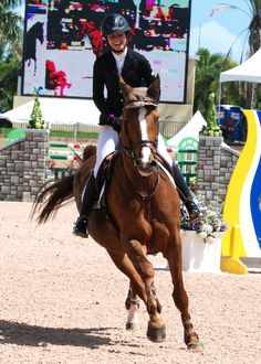Reed Kessler takes the lead in round 2 of the USEF Olympic Selection Trials