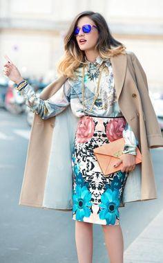 #streetstyle #style #streetfashion #fashion #floral #print