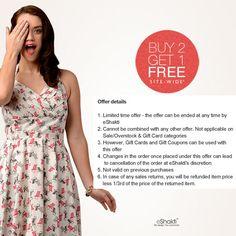 eShakti- We design. You customize cute dresses!!!
