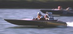 Vintage drag boat racing. Ray Caselly in 007 Panic Mouse Blown Fuel Flat Bottom. Nearly untouchable. Hondo Flat Bottom
