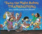 Printables to go with Twas the Night Before Thanksgiving