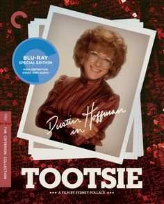 Tootsie - Blu-Ray (Criterion Region A) Release Date: November 25, 2014 (Amazon U.S.)