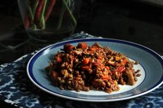 French Lentil Ratatouille
