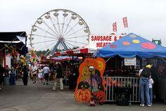 Marshfield Fair, Marshfield, MA