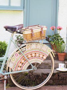 Bike Guardia porción Messyla
