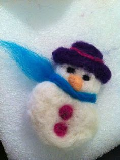 Rockabye Butterfly: Felted Homemade Gift Ideas