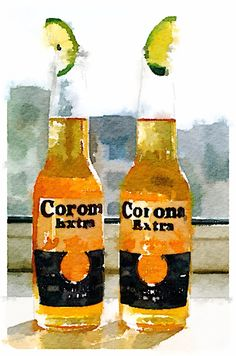 Baby will you be my Corona and lime? #summer