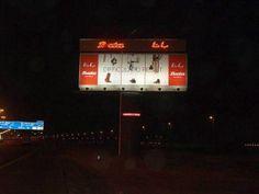 Bata Ad campaign, Saudi Arabia, 2005