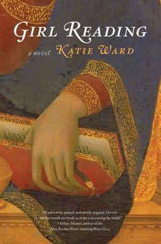 books, worth read, kati ward, book read, novels, artist, girl read, portraits, book cover