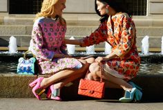 Chanel and Pretty Prints