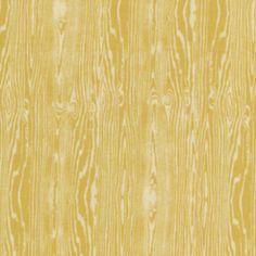 Joel Dewberry - Aviary 2 - Woodgrain in Vintage Yellow