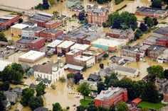 Owego, NY..the flood