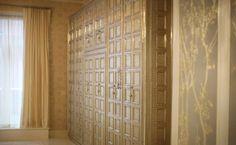 Tribeca loft - Gilded closet in MB