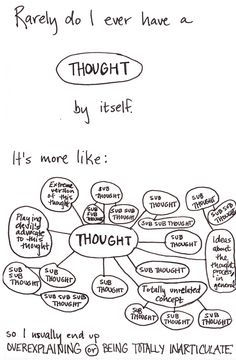 My thought processes