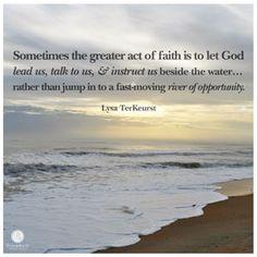 water, heart, god, faith, rivers