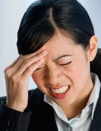 Headache Guide - Understanding Cluster, Migraine and Sinus Headaches at WomansDay.com - Woman's Day