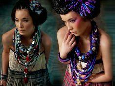 design-dautore.com: Nadia Dafri fabric jewelry designerhttp://designdautore.blogspot.cz/2014/07/nadia-dafri-fabric-jewelry-designer.html#.VAQuQUgovjP