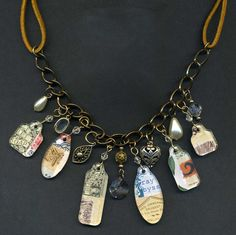 Tag Treasure Necklace  Happy Hour and Jewelry Party on September 17, 2014 -  https://www.facebook.com/events/356312994544381/
