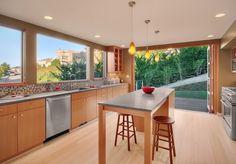 http://www.ireado.com/awesome-modern-wood-floors/ Awesome Modern Wood Floors : Light Hardwood Flooring Kitchen Modern Wood Floors