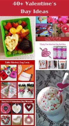 40+Valentine's Day Ideas