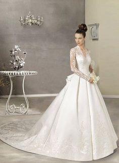 Wedding Dresses On Pinterest Fall Wedding Dresses Grace Kelly And Monique