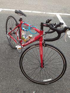 my Road bike 2013/8/1
