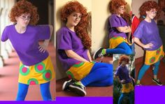 pepper ann costume, costume parties