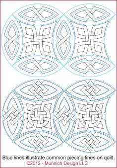 Munnich Design - Quilt Recipes: Digital Quilting Pattern - Browse ...