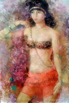Helen Illichova (Ukrainian, b. 1958)