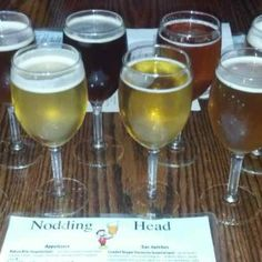 head breweri, nod head, breweri amp