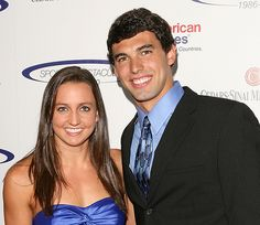 Rebecca Soni and Ricky Berens-awww they look great together!!!