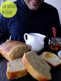 5 minutes no-knead brioche