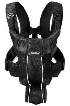 Best Baby Carriers - Baby Björn Synergy - #babycenter #pinittowinit #gear #babycenterknowsgear