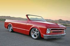 1967 Chevy Blazer Roadster