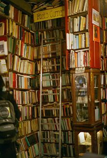 Shakespeare and Company is an independent bookstore on Paris's Left Bank.