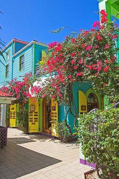 Cruz Bay, St. John, US Virgin Islands   Incredible Pics