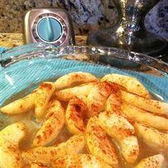 Baked Apple Slices Allrecipes.com