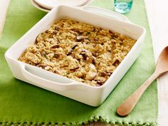 Microwave Mushroom Risotto Recipe : Food Network Kitchen : Food Network - FoodNetwork.com