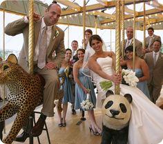 Zoo Wedding Inspiration