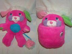 Popples!!! Loved my popples!!! Had one just like this named Pinky!! Pinky Poppples!! Hahahaha