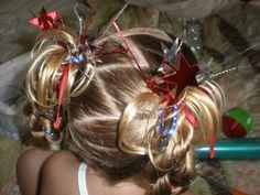 little girls, firework, little girl style, girls fun, crazy hair days