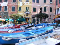 Boats at Vernazza  www.savevernazza.com  www.rebuildmonterosso.com